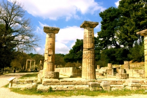 From Athens: Private Full-Day Tour of Ancient Olympia