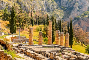 From Athens: Private Road Trip to Delphi