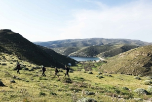 From Athens: Sailing and Hiking the Greek Cyclades