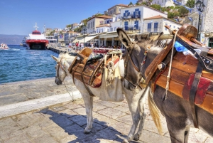 From Athens: VIP Day Cruise to the Saronic Islands