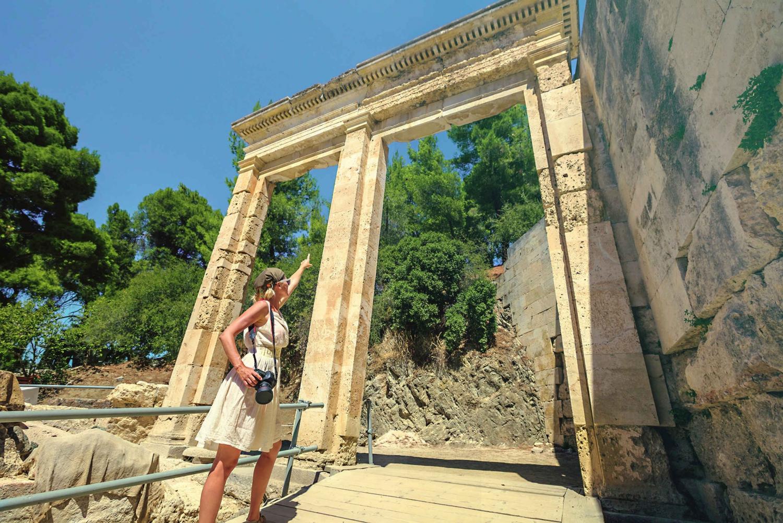 From  Bus Trip to Mycenae, Epidaurus & Nafplio