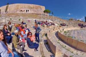 From Cruise Port: Athens City, Acropolis & Acropolis Museum