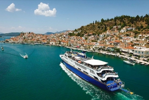 From Day Cruise of the Saronic Islands