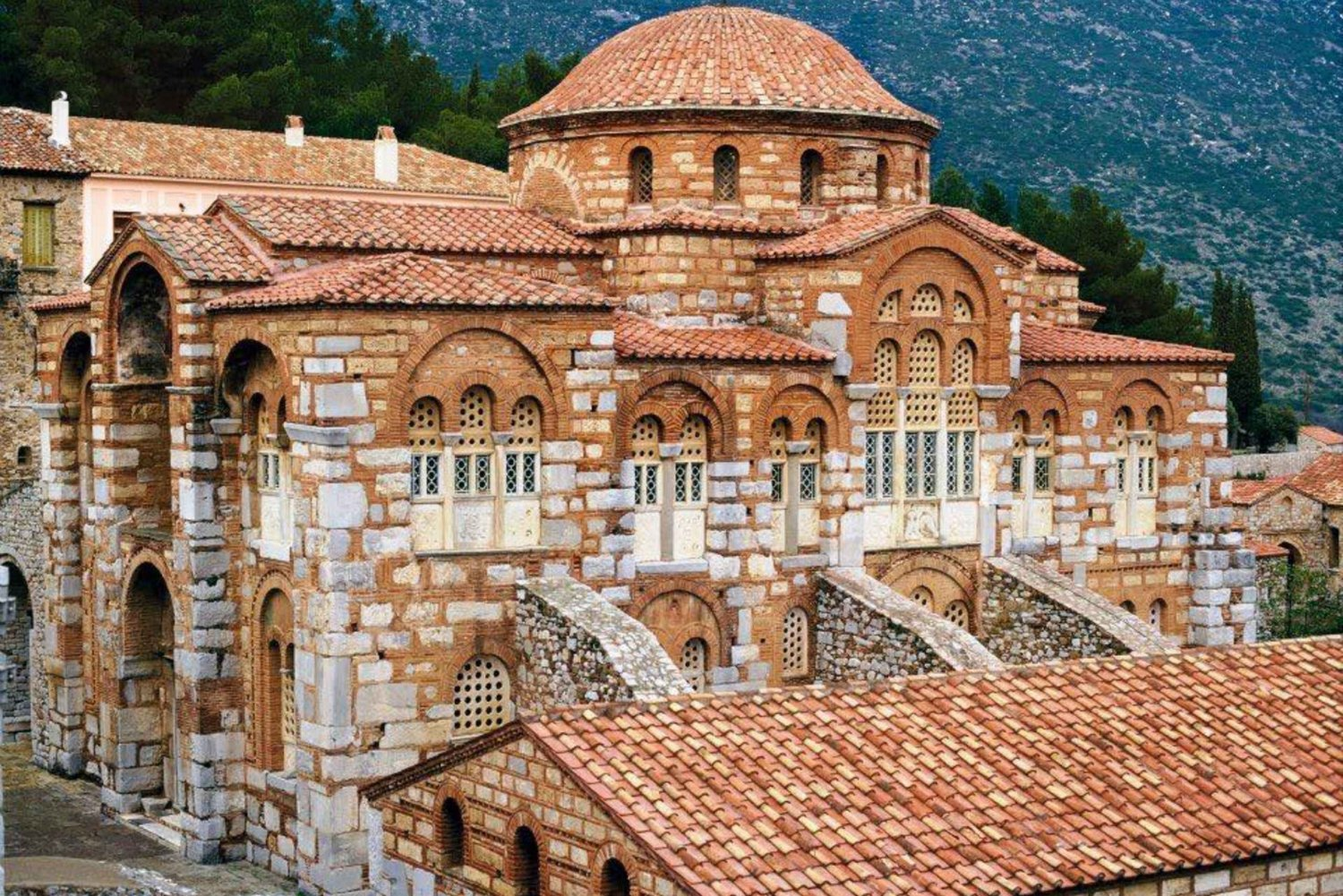 From  Day Tour of Delphi and Hosios Loukas Monastery