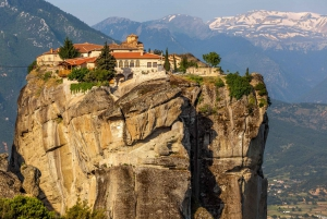 From Delphi and Meteora 2-Day Guided Tour