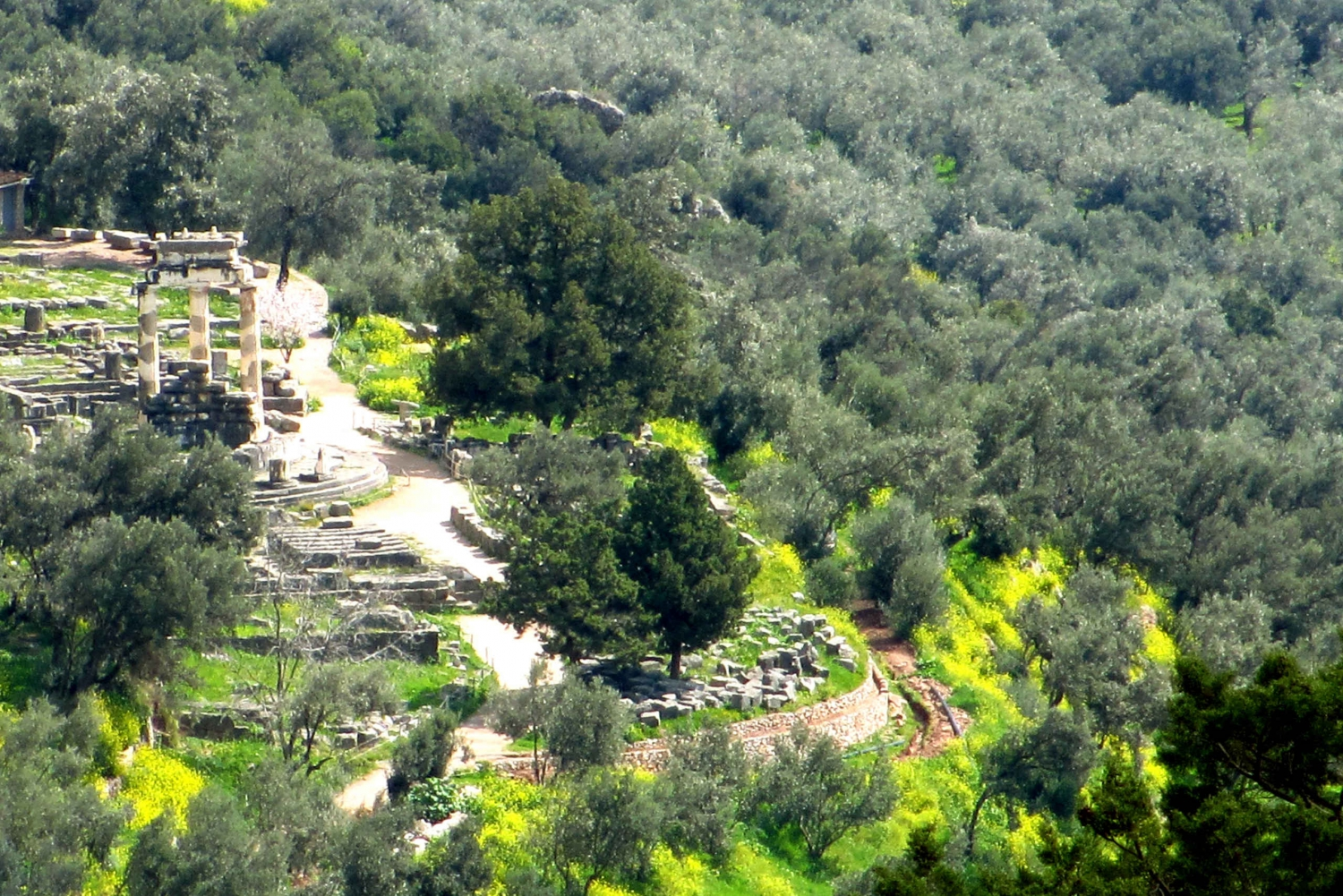From Delphi Private Hiking Experience