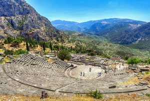 From Full-Day Delphi – Thermopylae Excursion