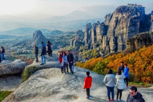 From Full-Day Meteora Trip by Train