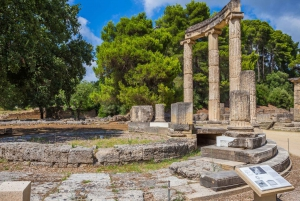 From Full-Day Private Round Trip to Ancient Olympia