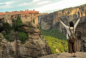 From Full-Day Rail Tour to Meteora