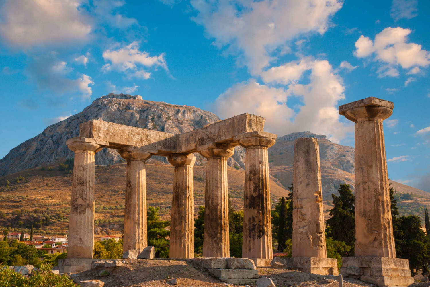 From  Half-Day Ancient Corinth Tour