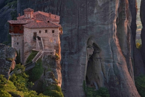 From Mainland Greece 4-Day Private Tour with Hotel