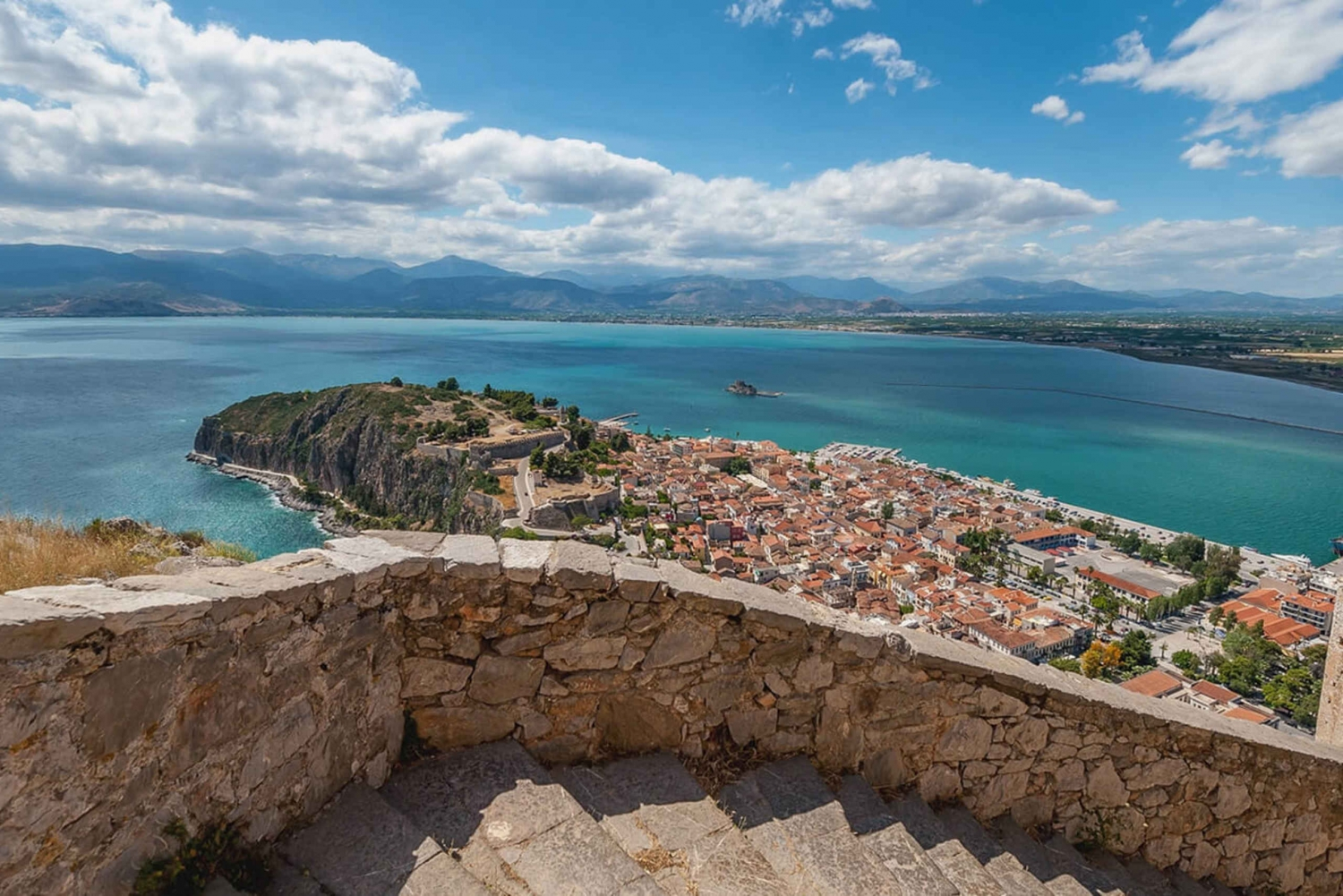 From Mycenae & Nafplio Small Group Day Trip & Lunch