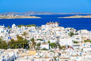 From Mykonos 2-Day Trip with Overnight Stay