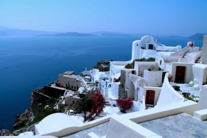 From Overnight Tour to Santorini