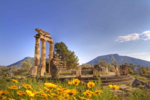 From Private 8-Hour Delphi Day Trip Self-Guided