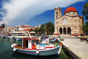 From Private Day Trip to Aegina Island