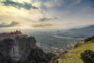 From Private Day Trip to the Monasteries of Meteora