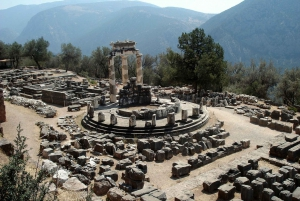 From Private Delphi Archaeology Full-Day Tour