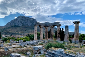 From Private Half-Day Excursion to Ancient Corinth