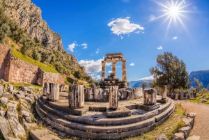 From Private Road Trip to Delphi