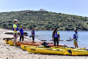 From Sea Kayak Adventure to Cape Sounion