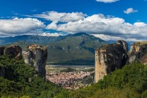 From Trip to Meteora by Train with Overnight Stay
