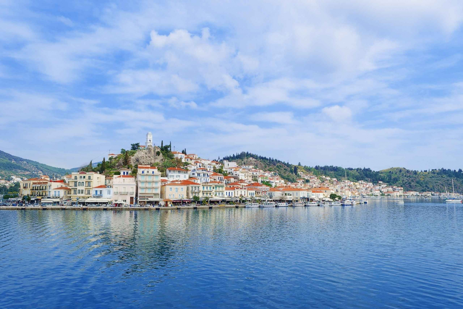 From VIP Day Cruise to the Saronic Islands