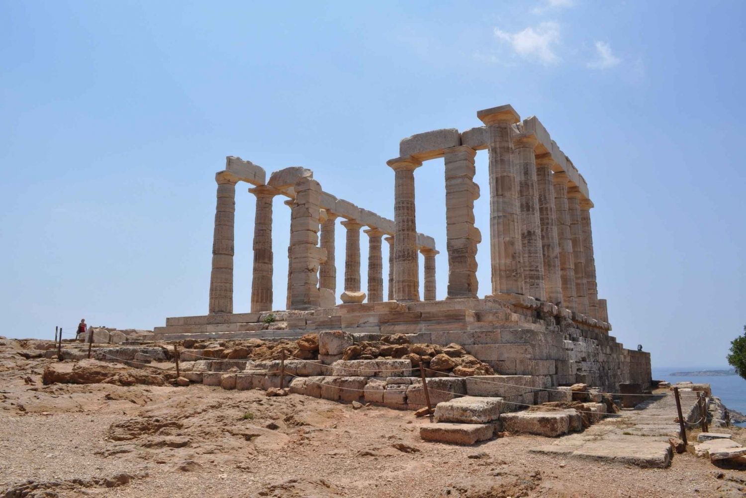 Full-Day Cape Sounio Tour from Athens