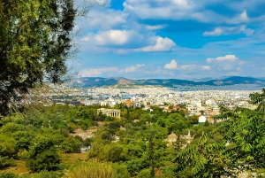 Full Day Tour of Athens, Acropolis & Cape Sounion with Lunch