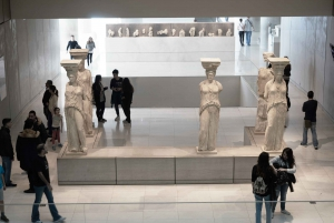 Full-Day Tour of Athens and Cape Sounion