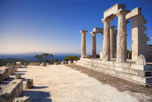 Full-day Tour of the Saronic Islands from Athens