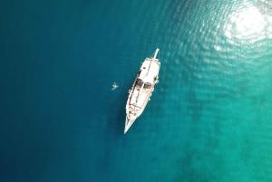 Full Day Tour & Sailing to Agistri, Moni & Aegina