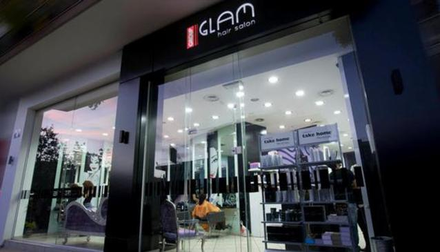 Glam hair salon in athens my guide athens for Added touch salon