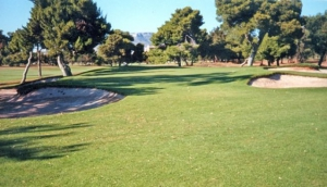 Glyfada Golf Club of Athens