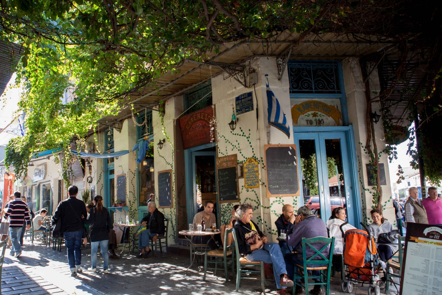 Great Eats and City Streets Private Full Day Tour