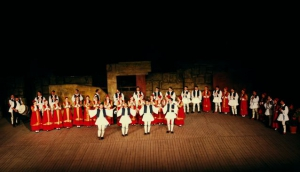 Greek Dances Theatre DoraStratou