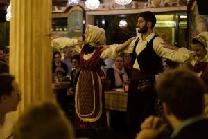 Greek Folk Dancing Lesson with Dinner & Live Music