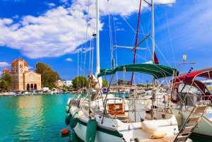 Guided Day Trip to Aegina and Agistri Islands
