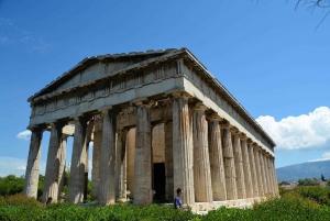 Guided Tour of Ancient Agora and Agora Museum