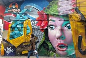 Guided Urban Street-Art Tour