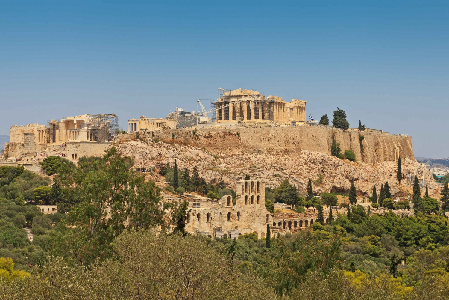 Half Day Athens Private Tailor-Made City Tour