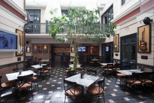 Hard Rock Cafe Athens: Dinner Menu with Priority Seating