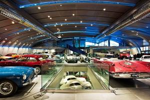 Hellenic Motor Museum Entrance Ticket