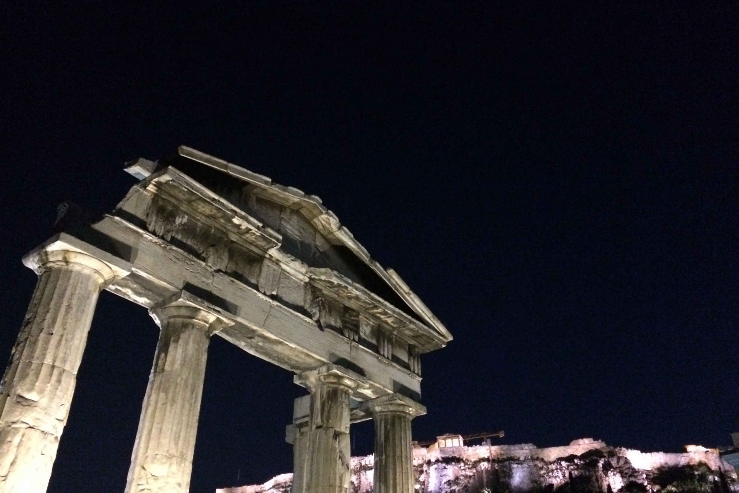 Hidden Historical Gems of Athens Small Group Walking Tour