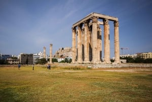 Highlights and Acropolis Guided Tour without Tickets