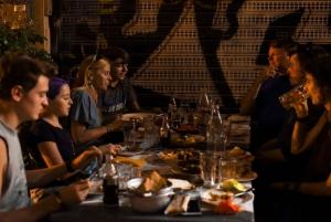 Highlights Evening Walking Tour and Meze Dinner