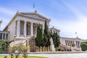 Highlights of Athens Private Guided Full-Day Tour