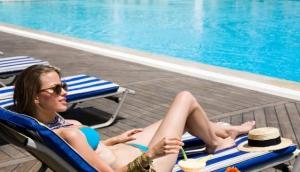 Hilton Athens Swimming Pool