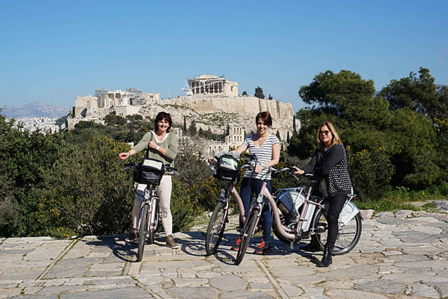 Historic  Small Group Electric Bike Tour